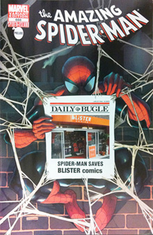 AMAZING SPIDER-MAN #666 Featuring BLISTER comics