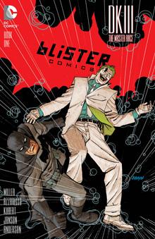 ダークナイト3:ザ・マスター・レイス#1ブリスターコミックスVAR